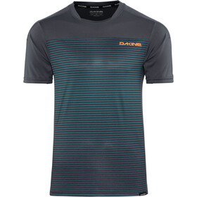 Dakine Syncline Maillot manches courtes Homme, slate blue stripe